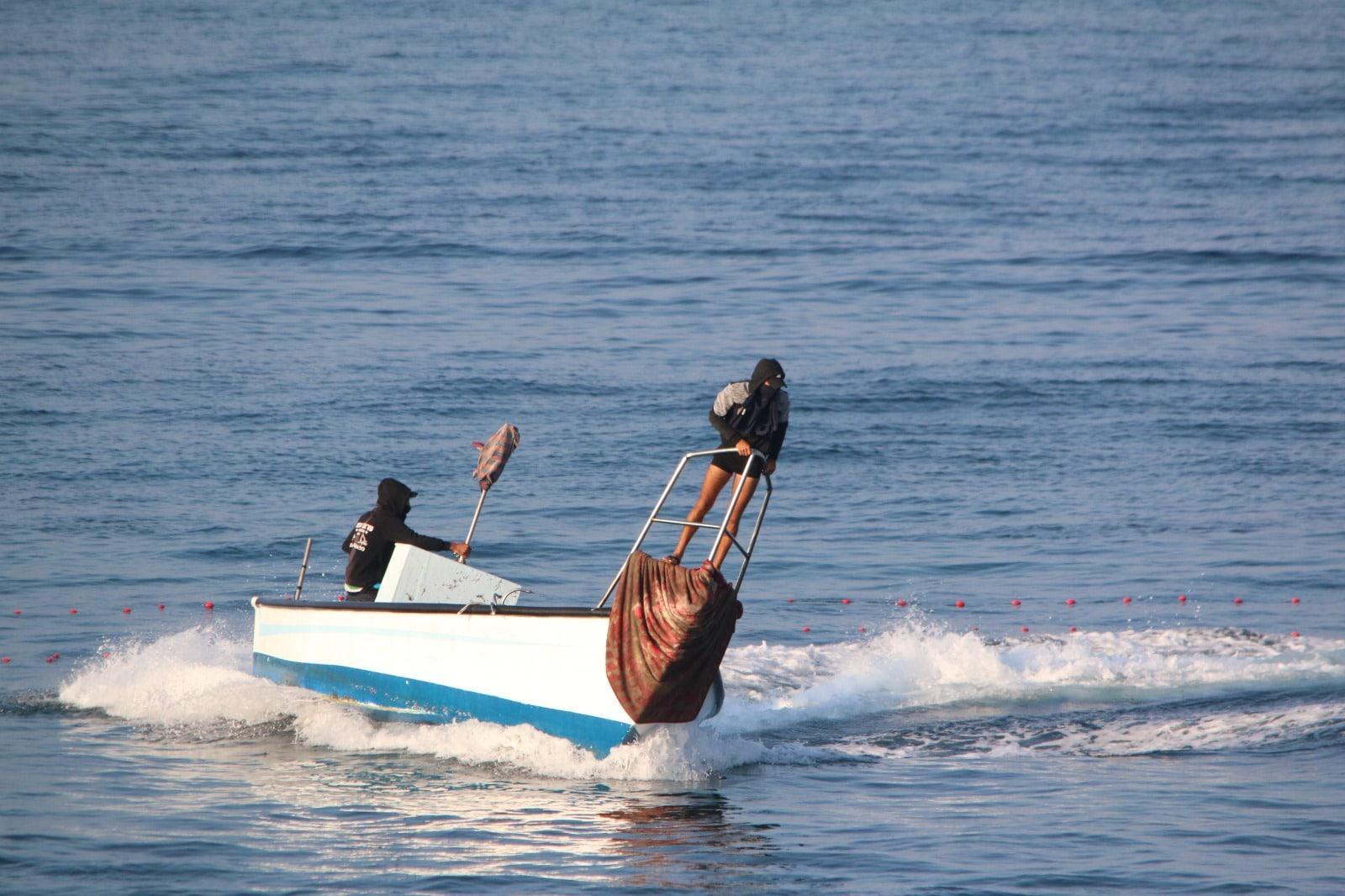 שמרת טבע שקמונה דיג לא חוקי